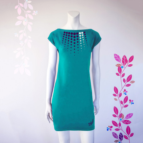 Smart Dress LAGOON REBEL