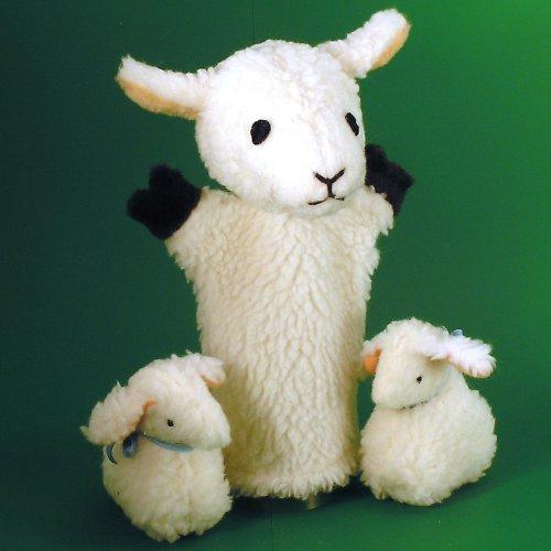 Ovečka - autorská hračka