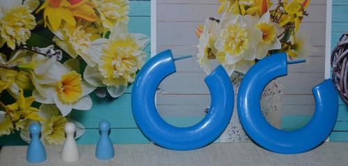 Modré ♥ v lesku            .. SLEVA