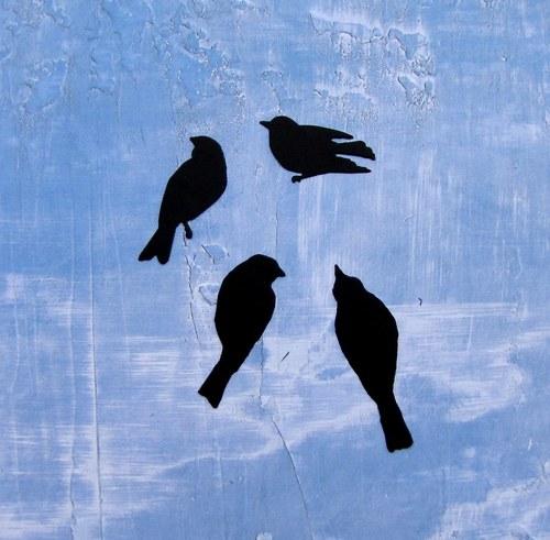 Čtyři vrány