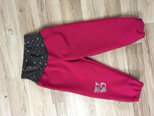 Softshellové kalhoty ihned k prodeji