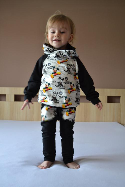 dětská mikina - mickey
