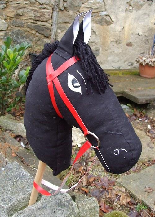 koník Černá perla