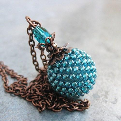 Smaragdová kulička