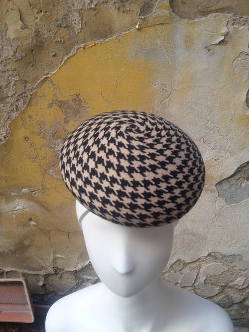 dámský klobouček/ baret pepito ..