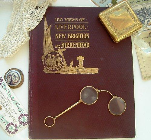 155 záběrů z Liverpoolu, N. Brightonu a Birkenhead