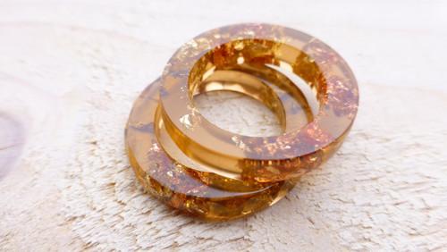 Živicový prsteň