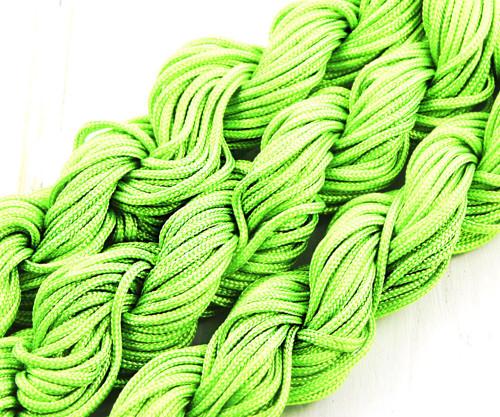 18m 57ft 19yrd Elektrický Zelená Nylon Kabel Twist