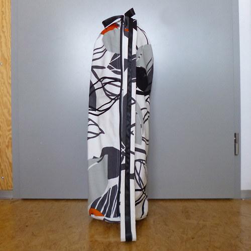 Bobule - obal na jóga podložku se zipem
