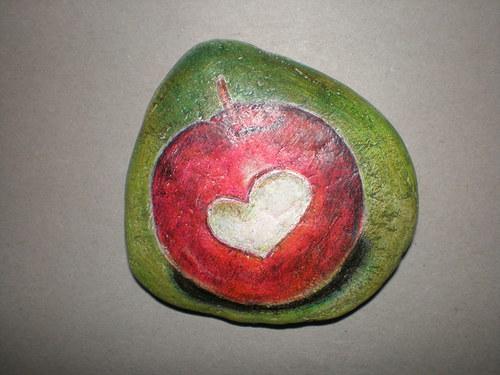 Láskyplné jablko