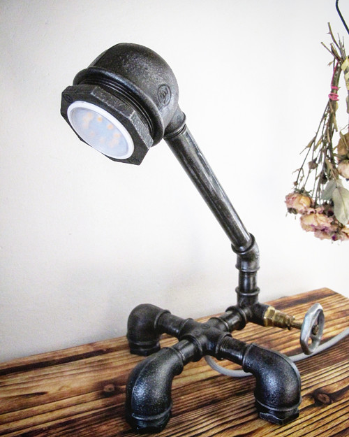 Pipe Lamp IDEA