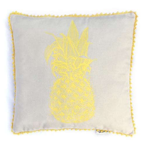 Žlutý Ananas - povlak