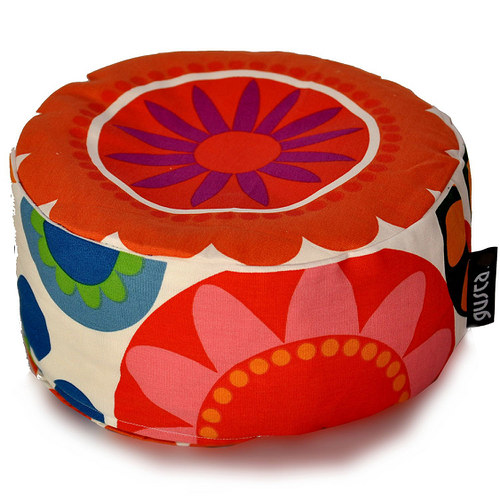 Meditační polštářek - BIO Orange