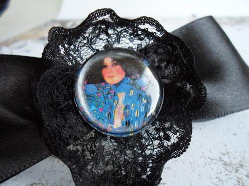 Spona Gustav Klimt