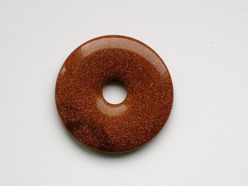 Avanturín syntetický donut
