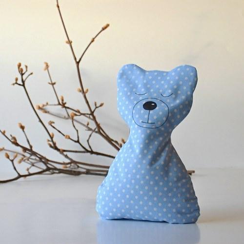 Franta medvěd - nahřívací polštářek