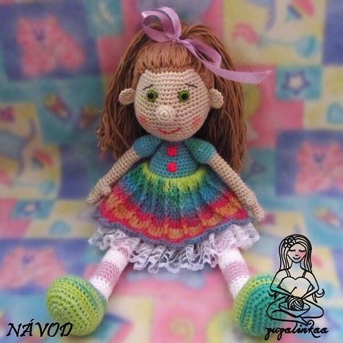 Návod - Panenka II (hračka)