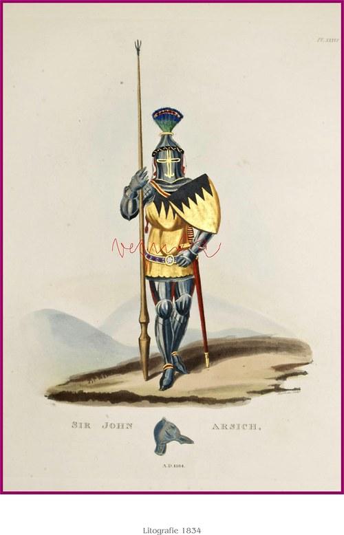 armáda středověku
