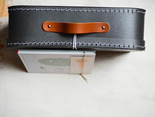 Kufřík a knížka To je moje