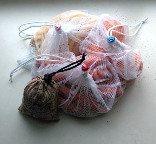 Repete bags 5 ks - světle hnědé