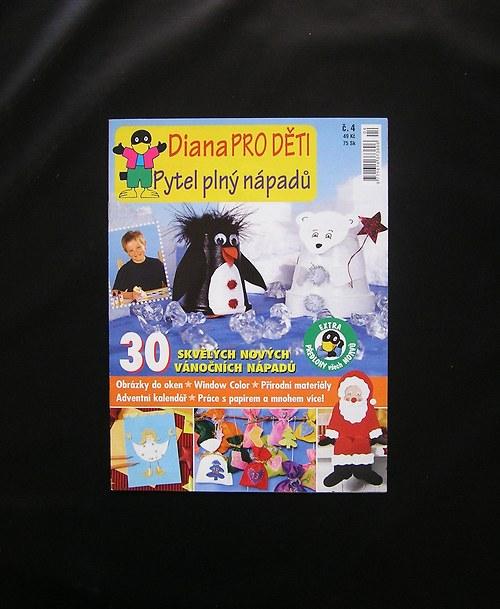 Diana pro děti č.4/2005