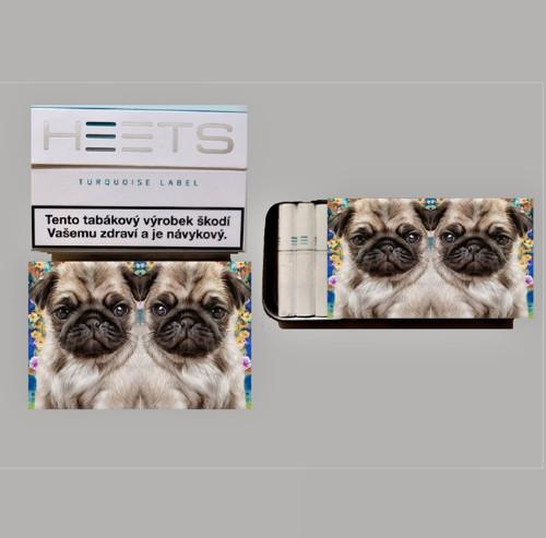 MOPS  POUZDRO NA HEETS (IQOS) 3D efekt