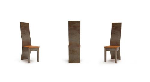 Kamenná židle