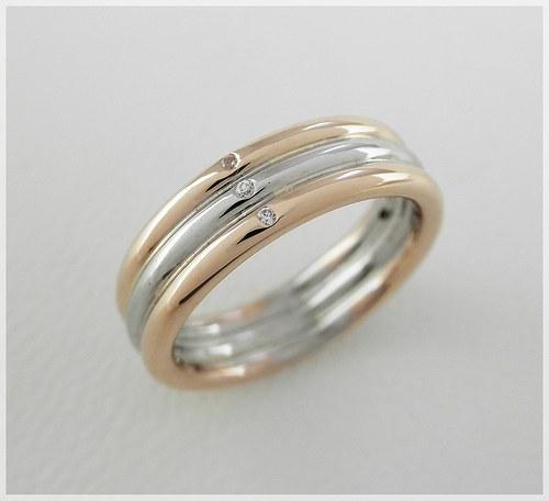 Snubní prsteny č. 38