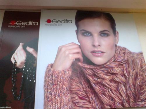Časopisy GEDIFRA - pletení