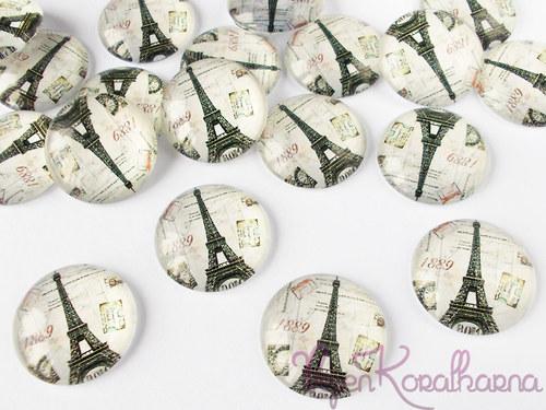Kabošon Eifelova věž