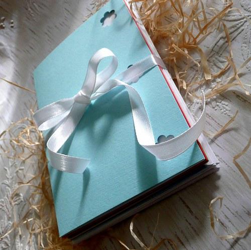 Souprava přání s obálkami - dopisní papír