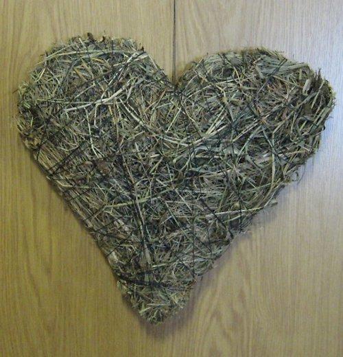 Srdce ze sena