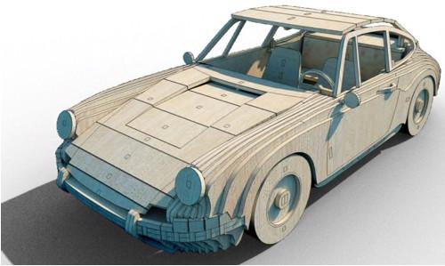 Modely aut | Porsche 911