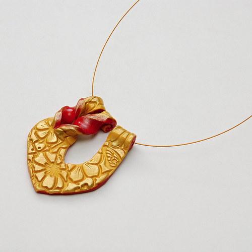 Zlatý náhrdelník č.1