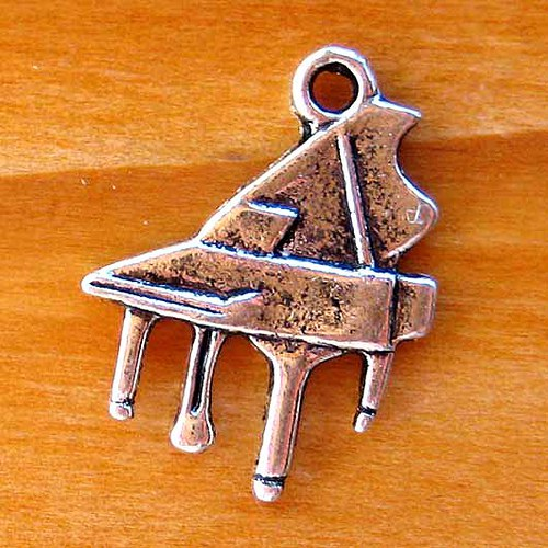 Klavír - 2ks - Platinový