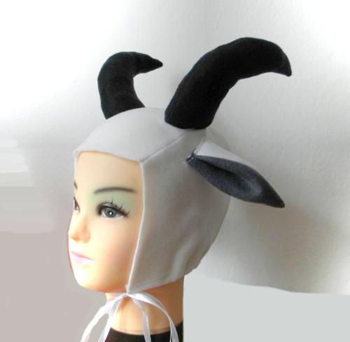 dospělá maska koza