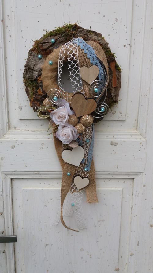 věneček na dveře