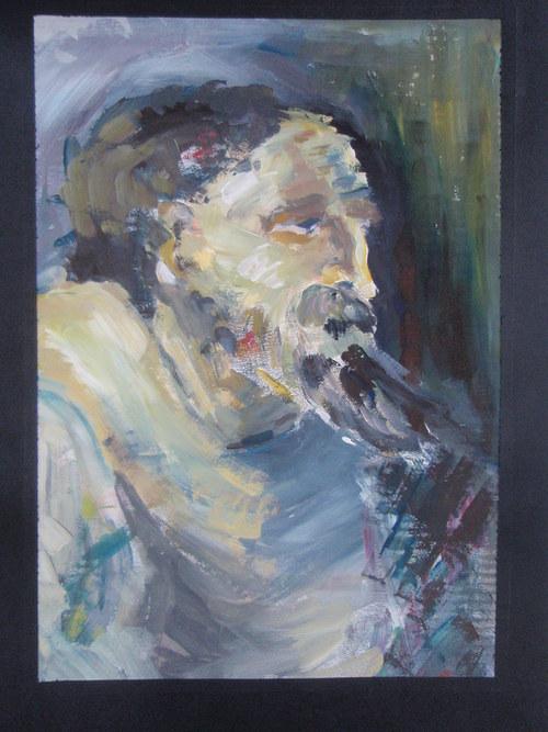 Portrét 2