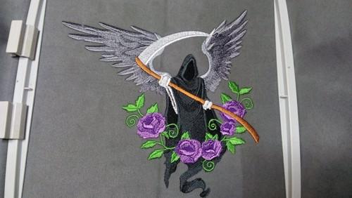 0945 - Anděl smrti
