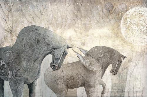 Koně na věčnost