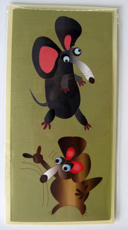 Přání - myši
