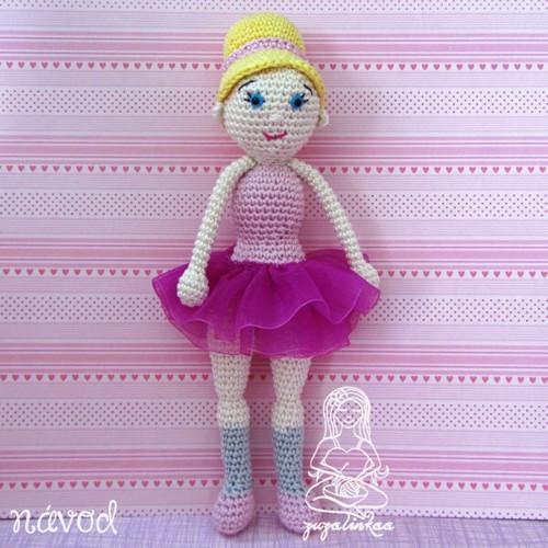 Návod - Baletka (hračka)