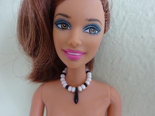 Korále Barbie