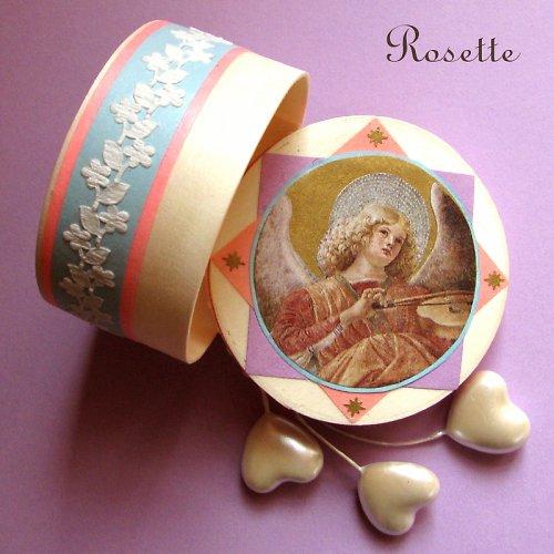 Andělská hudba - krabička