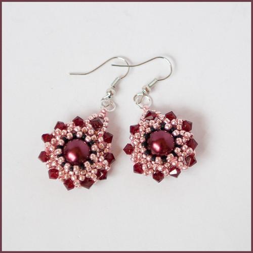 Rubínové květy