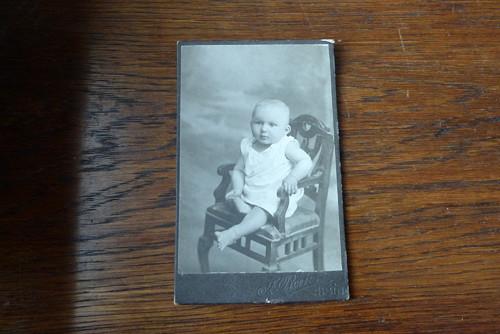 Maličký... kabinetní fotografie