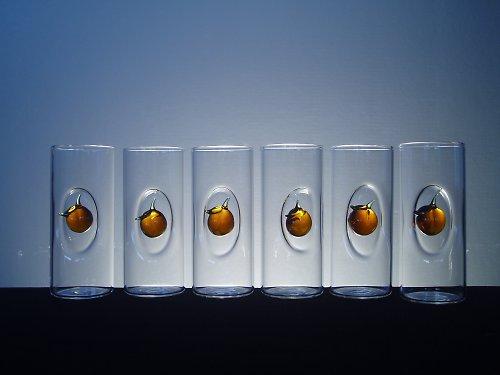 SKLENIČKY - PAŇÁCI s meruňkami 6 ks
