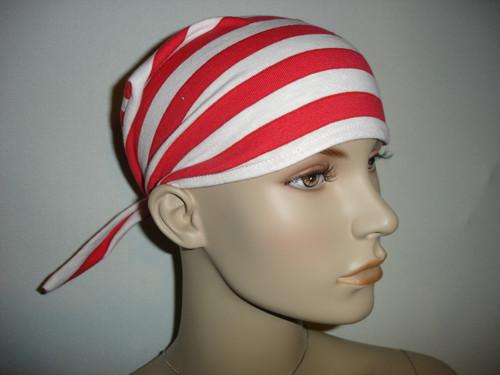 šátek pruhovaný