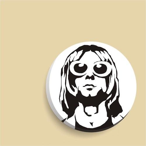 zrcátko - dosáhl Kurt Cobain nirvány