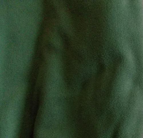 Fleece antipiling lahvově zelený, metráž